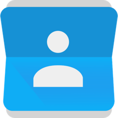 Google Contacts's logo